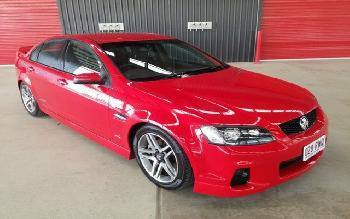 2011 Holden COMMODORE SS VE II